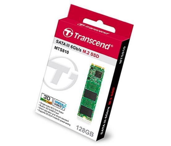 Новые SSD Transcend на основе 3D NAND