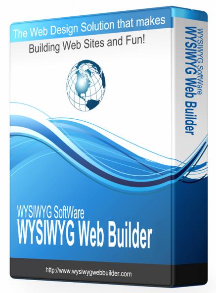 WYSIWYG Web Builder 12.0.4 - создавать Web-страницы просто!