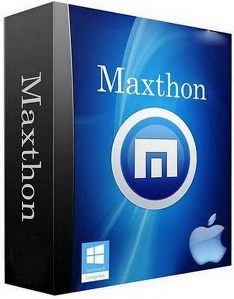 Maxthon 5.0.4.800 Beta - один из популярных браузеров