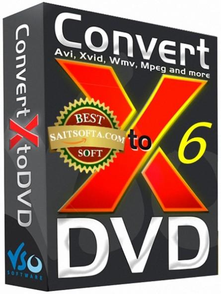 ConvertXtoDVD 7.0.0.36 - отличный конвертер для Windows