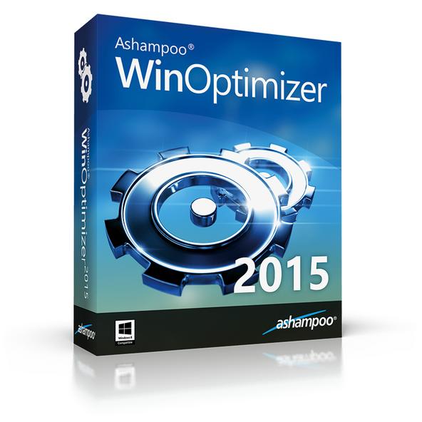 Ashampoo WinOptimizer 15.00.01 - отличный оптимизатор системы