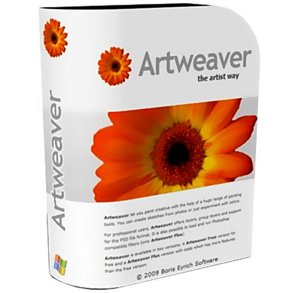 Artweaver 6.03 - графический редактор