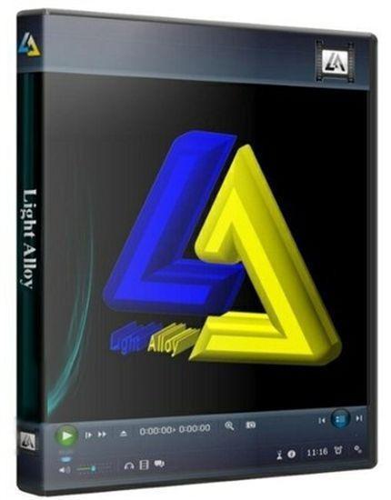 Light Alloy 4.10.2.3317 - распространенный медиаплеер
