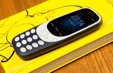 Новый легендарный Nokia 3310
