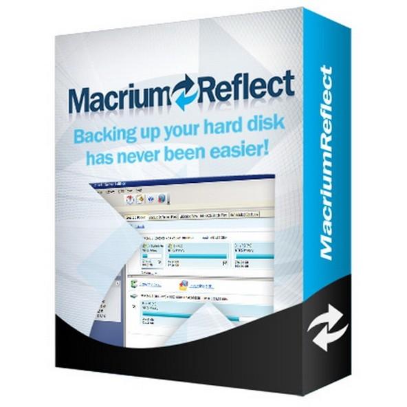 Macrium Reflect Free 6.3.1813 - работа с разделами HDD