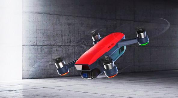 DJI Spark – новый маленький дрон
