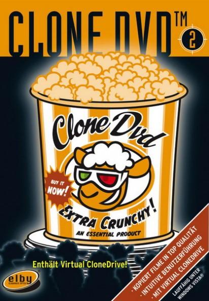 CloneDVD 7.0.0.15 - клонирует диски