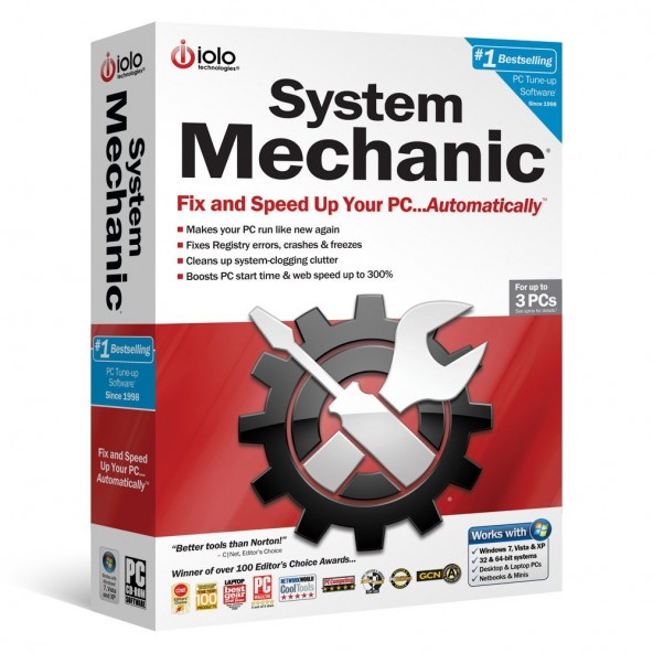 System Mechanic 17.0.1.11 - универсальный настройщик системы