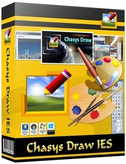 Chasys Draw IES 4.47.01 - отличный графический редактор