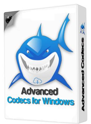 Codecs ADVANCED 8.0.7 - популярный набор кодеков