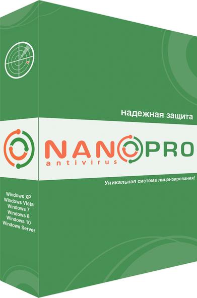NANO Антивирус 1.0.98.84670 - бесплатный антивирус