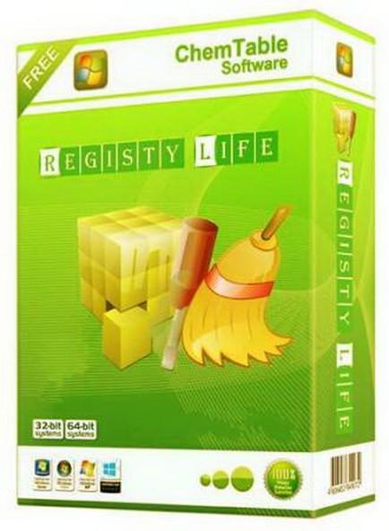 Registry Life 3.43 - очистка системы от всякого мусора