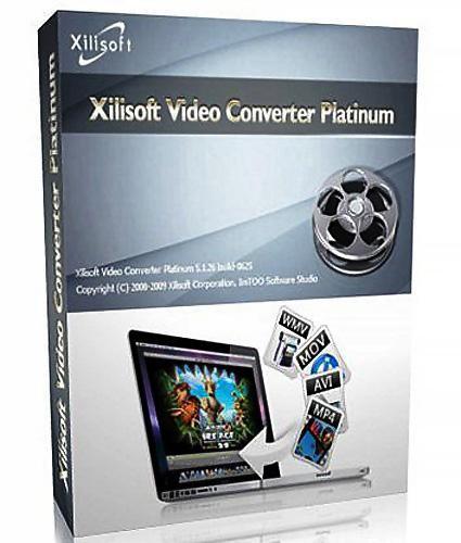 Xilisoft Video Converter 7.8.21.20170920 - конвертер видео