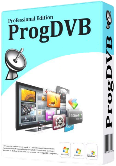 ProgDVB 7.21.0 - лучший пакет для просмотра потокового вещания