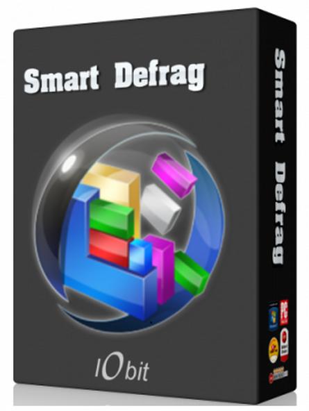 IObit SmartDefrag 5.7.0.1138 - обслуживание жесткого диска