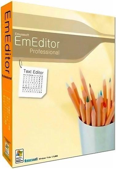EmEditor 17.2.0 Beta 4 - идеальный текстовый редактор для Windows
