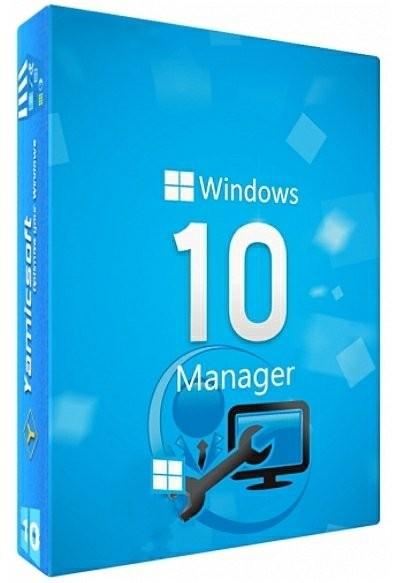Windows 10 Manager 2.1.7 - настроит систему правильно