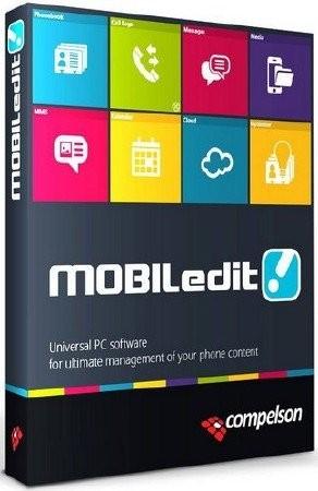 MOBILedit! 9.2.0.22908 - управление мобильным телефоном