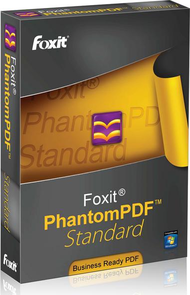 Foxit PhantomPDF 9.0 - полноценная работа с PDF