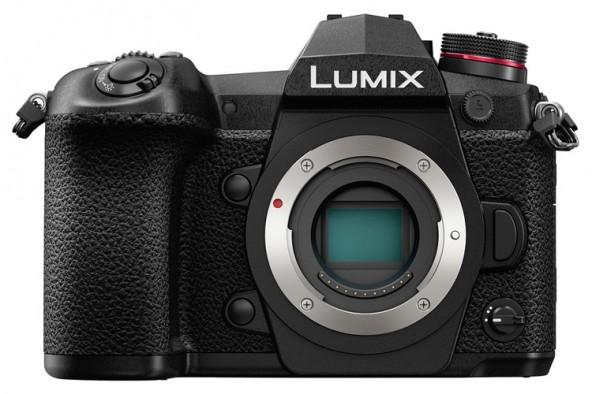 Беззеркалка Panasonic Lumix DC-G9 снимающая видео в 4К/60p