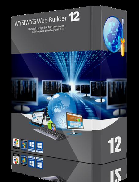 WYSIWYG Web Builder 12.2.3 - создавать Web-страницы просто!