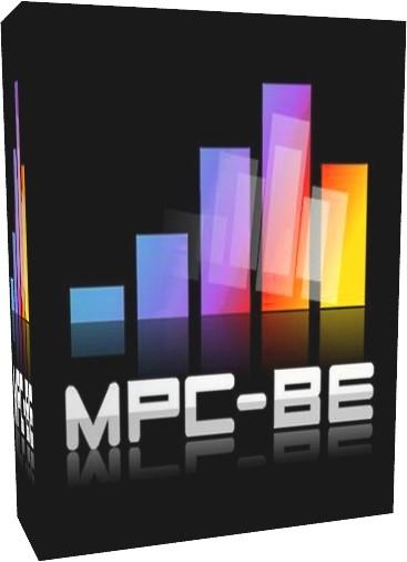 MPC-BE 1.5.2.3113 Beta - универсальный медиаплеер