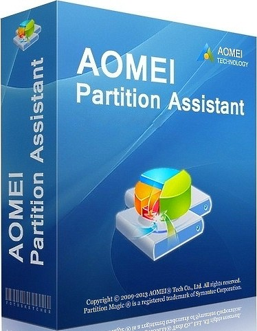 AOMEI Partition Assistant 6.6 - управление разделами HDD