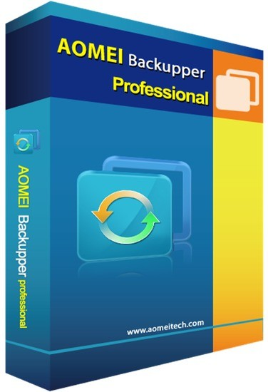 AOMEI Backupper 4.0.6 - удобный и простой бекап