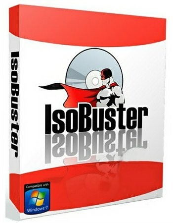 IsoBuster 4.1 - восстановление данных с CD/DVD