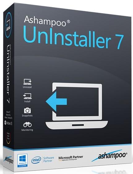 Ashampoo UnInstaller 7.00.10 - качественный деинсталятор.