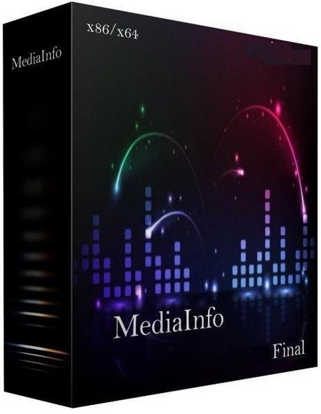 MediaInfo 17.12 - подробные сведения о медиафайлайх