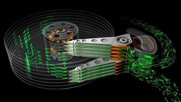 Seagate удваивает скорость жестких дисков