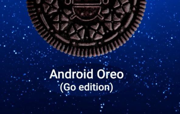 Версия Android 8.0 Oreo для маломощных устройств
