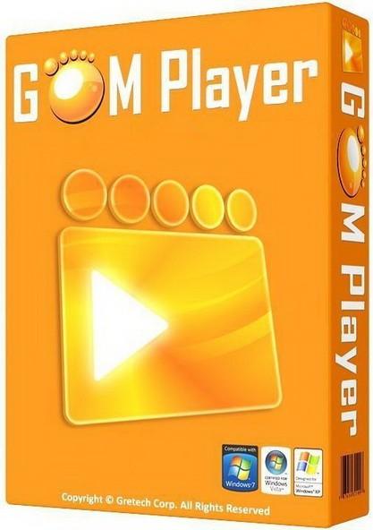 GOM Player 2.3.25.5282 - удобный медиаплеер для Windows