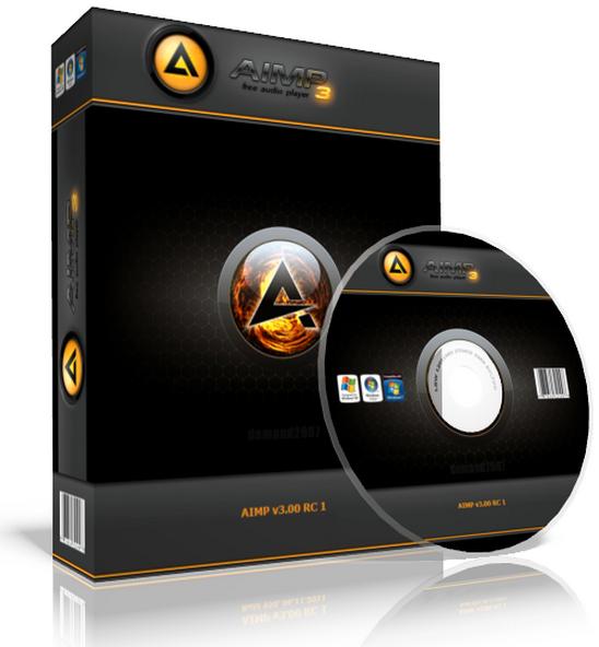 AIMP 4.50.2058 - идеальный музыкальный центр для Windows