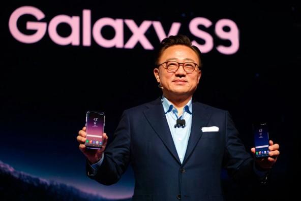 Samsung Galaxy S9 покажут в следующем месяце