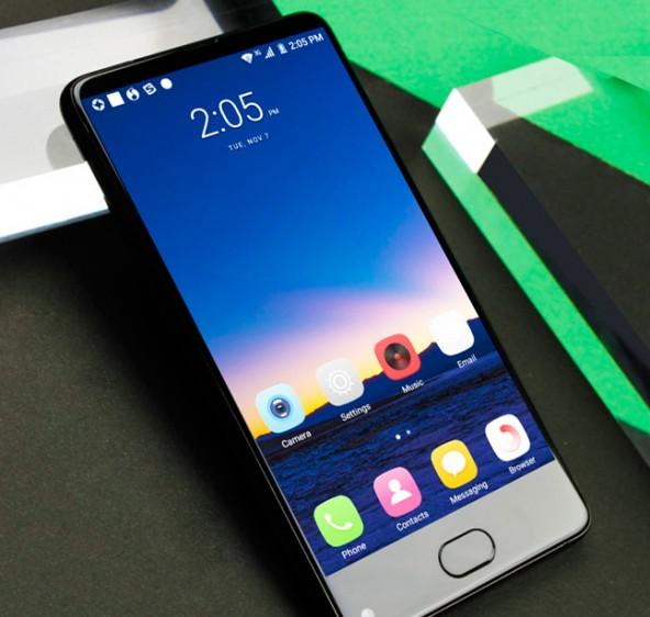 Бюджетный смартфон UHANS MX
