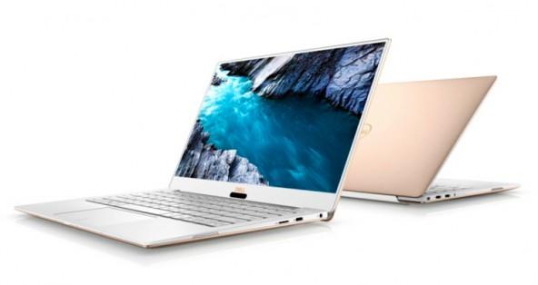 Лёгкий и тонкий ноутбук Dell 2018 XPS 13
