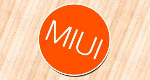 MIUI 10 или MIUI X в этом году