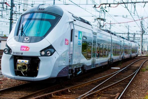 В Голландии испытывают беспилотный поезд