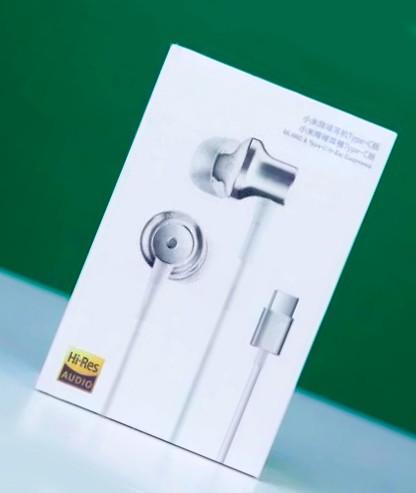 Наушники Xiaomi ANC Type-C с активным шумоподавлением