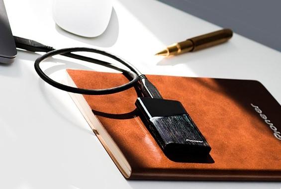 Портативный SSD накопитель Pioneer с USB Type-C