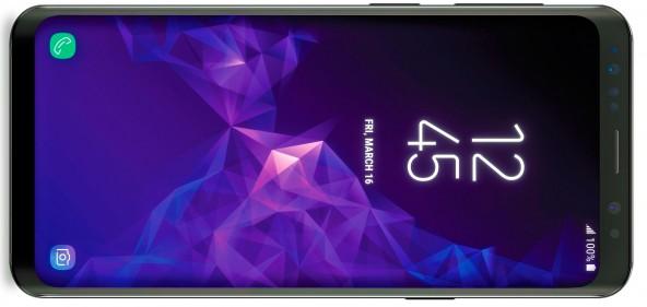 Фото и характеристики Samsung Galaxy S9 и S9+