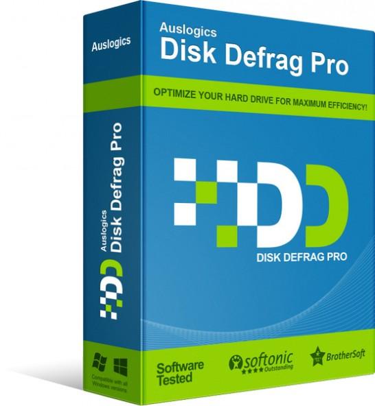 Auslogics Disk Defrag 8.0.3.0 - дефрагментация файлов