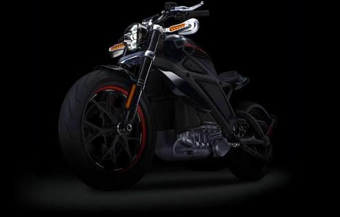 Электробайк Harley-Davidson