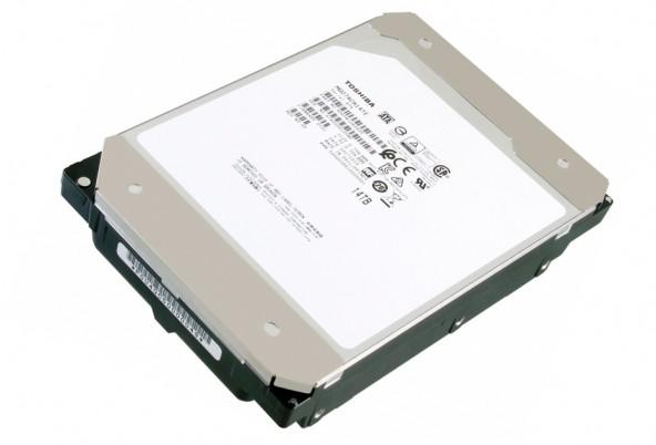 Toshiba в этом году готовит 14-Тб HDD с гелием