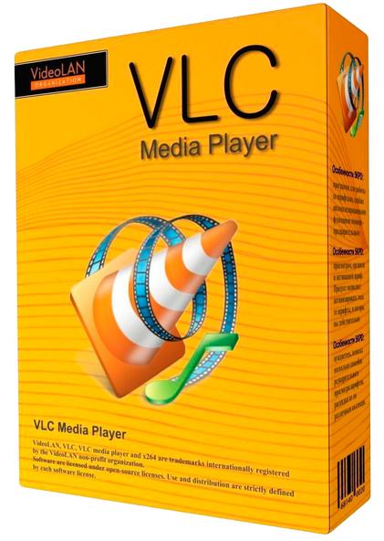 VLC Media Player 3.0.1 - потоковый медиаплеер
