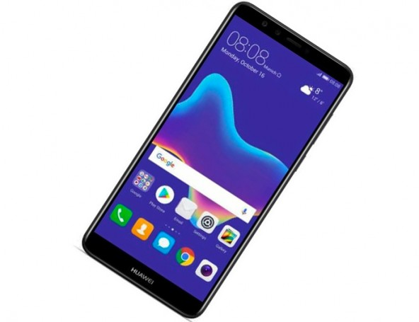 Huawei Y9 (2018) - четырех камерный смартфон