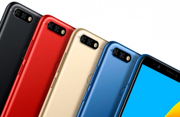Бюджетный смартфон Honor 7C