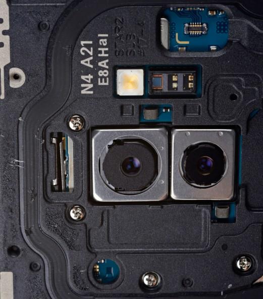 Разборка Samsung Galaxy S9+